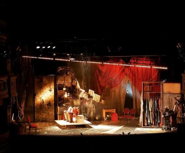 ILUSIONES en el Pavón Teatro Kamikaze