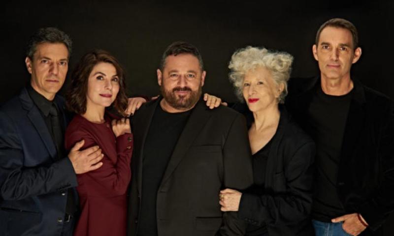 LA CULPA de David Mamet, en el Teatro Bellas Artes