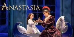 ANASTASIA el musical en el Teatro Coliseum