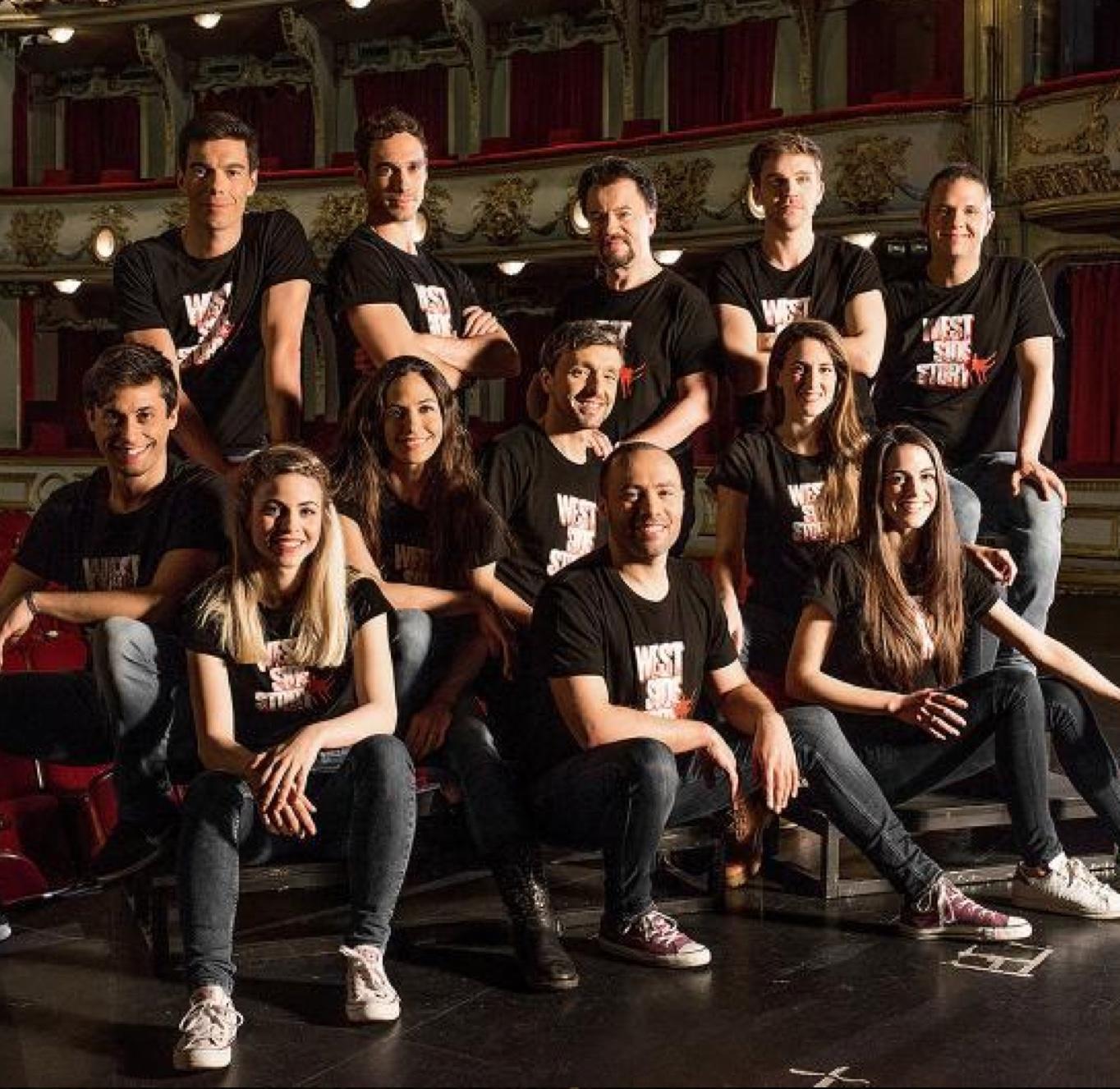 WEST SIDE STORY en el Teatro Calderón