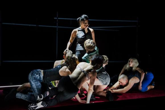 JEFTA VAN DINTHER / CULLBERG BALLET en los Teatros del Canal