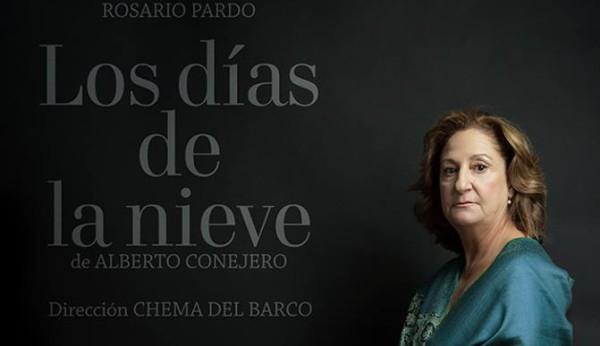 LOS DÍAS DE NIEVE en el teatro del Barrio