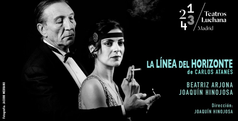 LA LÍNEA DEL HORIZONTE en los Teatros Luchana