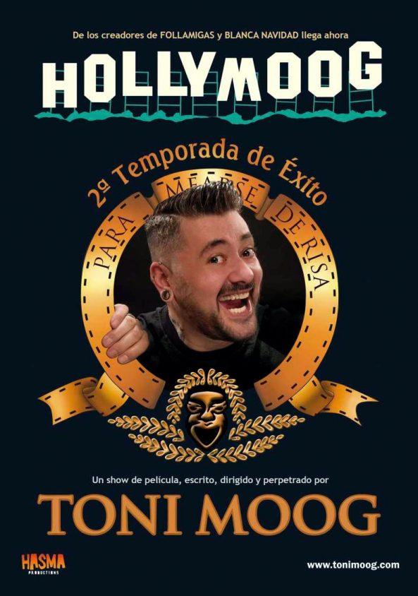 HOLLYMOOG de TONY MOOG