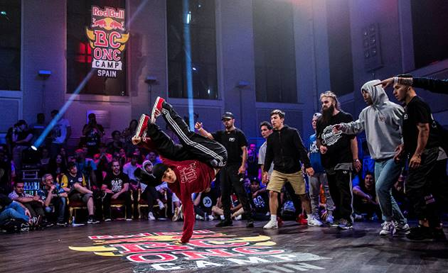 Red Bull BC One Camp en La Casa Encendida