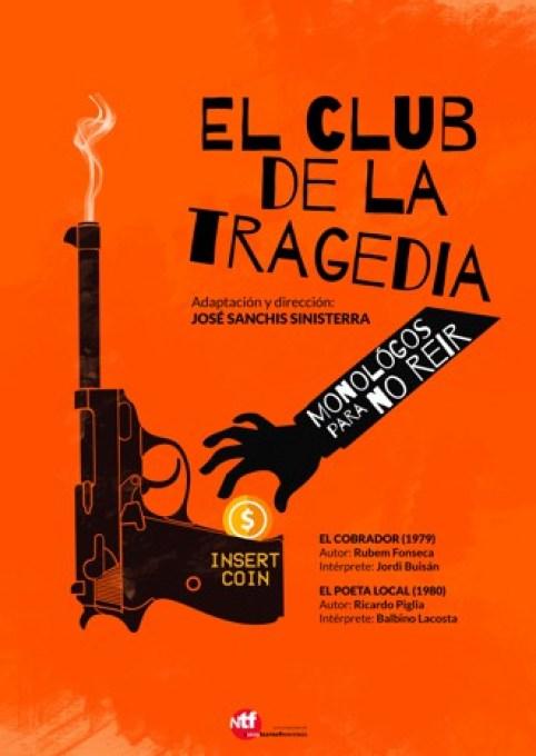 Martes Fronterizo - El Club de la Tragedia