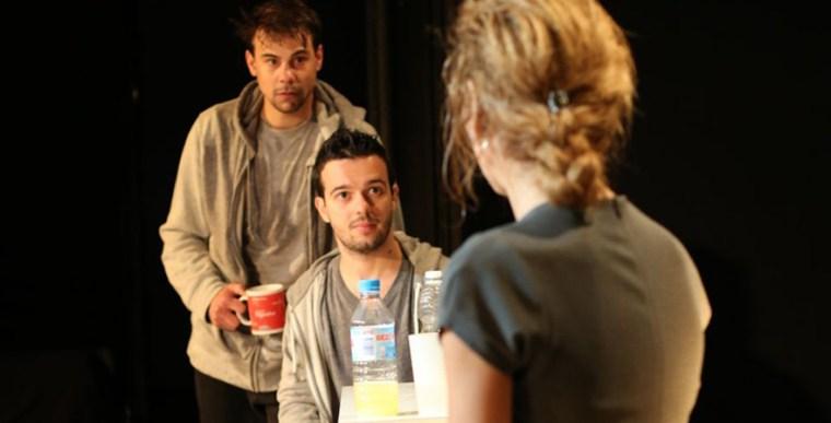 MARTINGALA en la Sala Teatro Intemperie