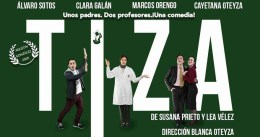 TIZA en los Teatros Luchana