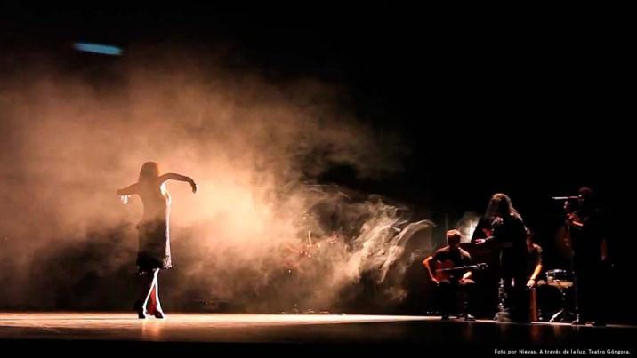 A TRAVÉS DE LA LUZ en el Teatro Cofidis Alcázar