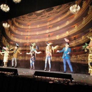 LA CUBANA: ADIÓS ARTURO en el Teatro Calderón