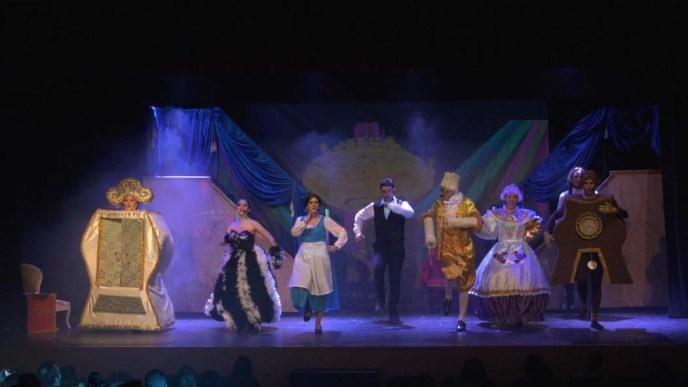 LA BELLA Y LA BESTIA EL MUSICAL, en el Teatro Cofidis Alcázar