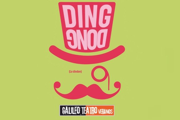 DING DONG en la Terraza del Galileo (verano 2018)