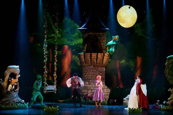 RAPUNZEL EL MUSICAL en el Teatro Cofidis Alcázar