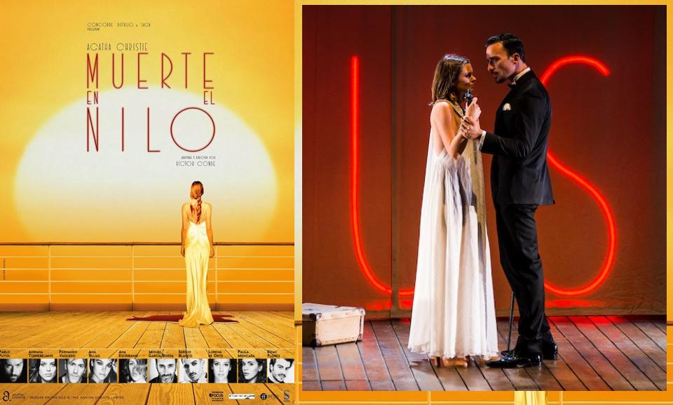 MUERTE EN EL NILO en el Teatro Amaya