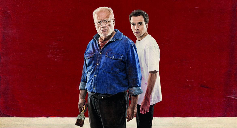ROJO, con Juan Echanove y Ricardo Gómez, en el Teatro Español