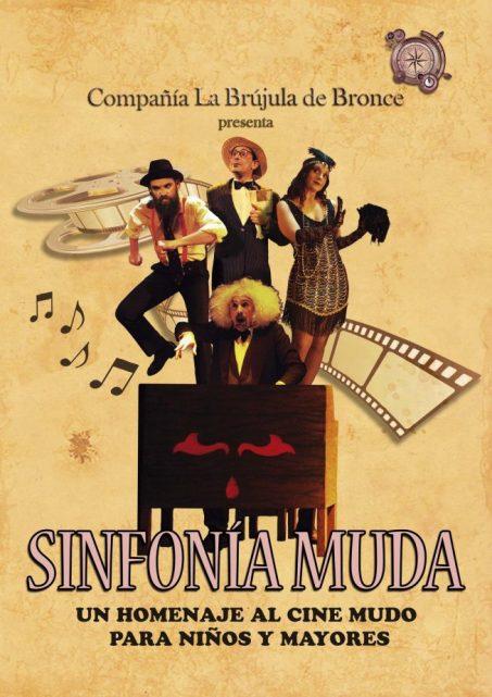 SINFONÍA MUDA en el Teatro Galileo