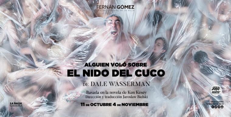 Alguien voló sobre el nido del cuco en el Teatro Fernán Gómez