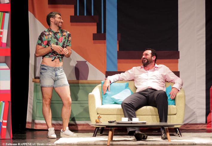 PONTE EN MI LUGAR en el Teatro Muñoz Seca