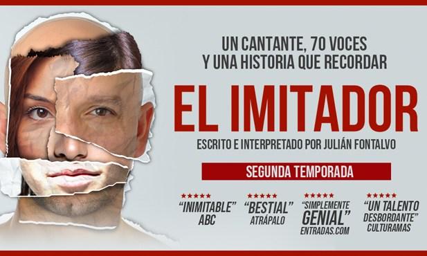 EL IMITADOR en el Teatro Marquina