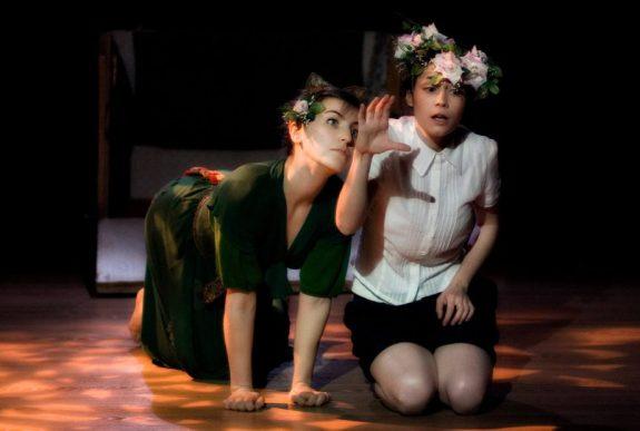 SUEÑO LORCA O EL SUEÑO DE LAS MANZANAS en el Teatro Kamikaze