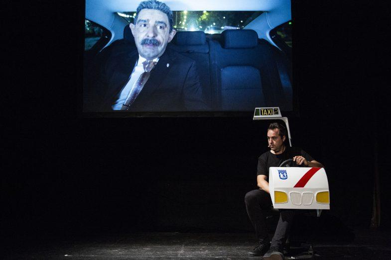 RAULIDAD VIRTUAL, RAÚL PÉREZ en el Teatro Arlequín Gran Vía