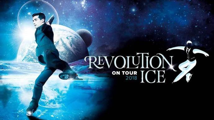 REVOLUTION ON ICE on Tour