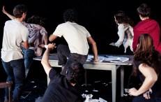 Impulsos (BPM) [Escritos en la escena II] en el Teatro María Guerrero