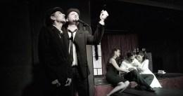Kafka Cabaret en la Sala Teseo Teatro