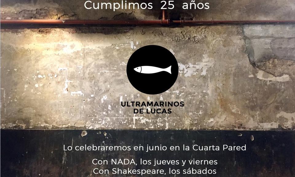 Ultramarinos de Lucas celebra sus 25 años con una programación ...
