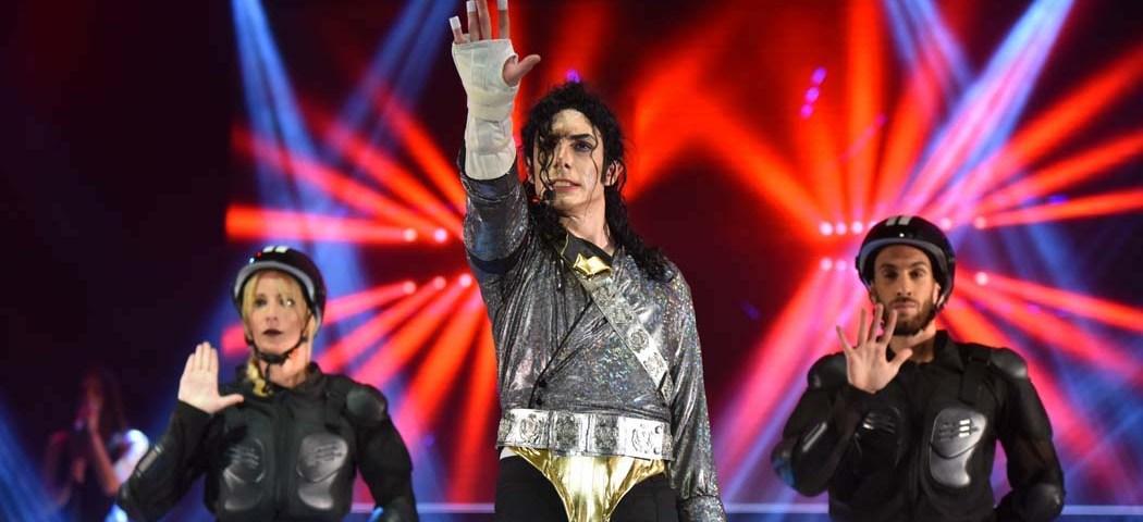 MICHAEL LEGEND - TRIBUTO A MICHAEL JACKSON en el Teatro EDP Gran Vía