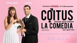 COITUS en el Teatro Fígaro