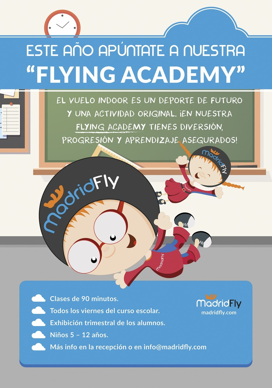MadridFly_Flying Academy