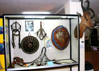 Resultado de imagen de Museo Africano Mundo Negro imagenes