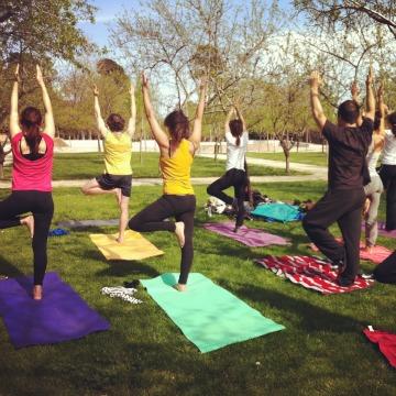 yoga+con+cris+madrid+retiro
