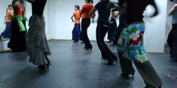 clase+flamenco+madrid