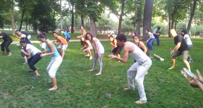 capoeira+retiro+madrid