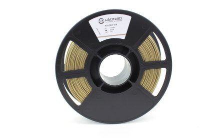 PLA GLITTER ORO – PURPURINA 1.75MM