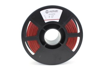 PLA GLITTER RUBI – PURPURINA 1.75MM