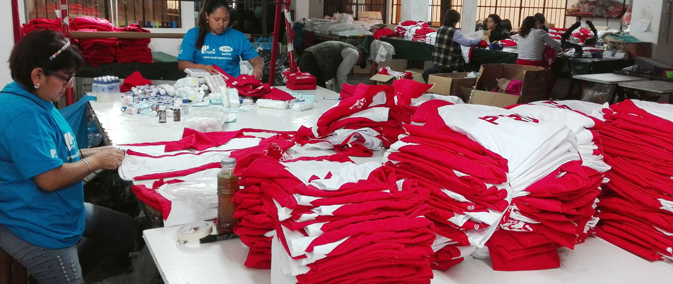 Productos Textiles