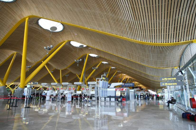 barajas madrid airport