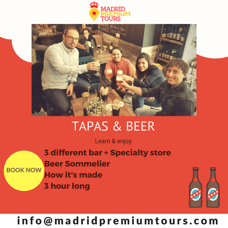 Get a True Taste of Madrid
