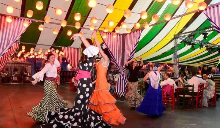 La feria de abril de sevilla arranca este a o en el wizink for Feria decoracion madrid