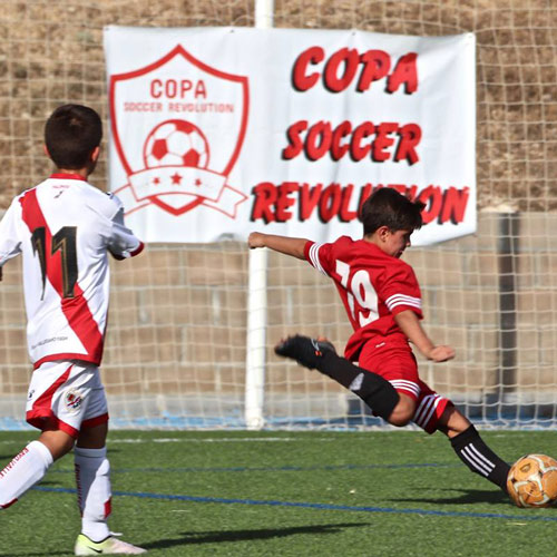 Equipos confirmados Copa Winter Soccer Revolution