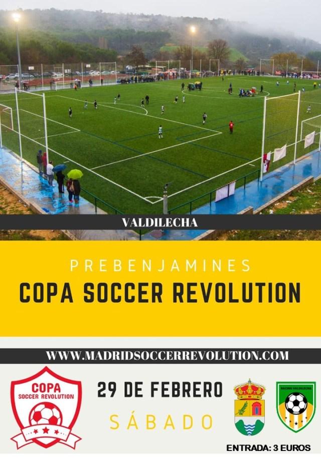 Torneo fútbol Prebenjamin Febrero