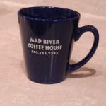 Mad River Coffee Ceramic Mug