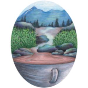 Mad River Coffee Roasters Artwork