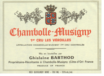 Barthod-Chambolle-Musigny-Veroilles