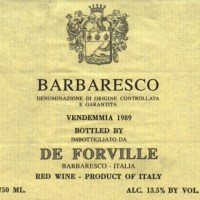 DeForville-Barbaresco
