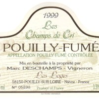 Deschamps-Pouilly-Fume-Champs-de-Cri