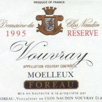 Foreau—Vouvray-Moelleux-Reserve